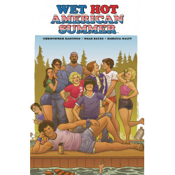 WET HOT AMERICAN SUMMER ORIGINAL GN