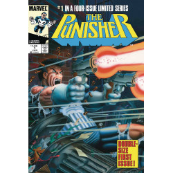 TRUE BELIEVERS PUNISHER BY GRANT ZECK 1