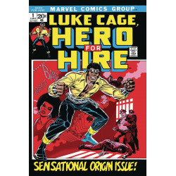 TRUE BELIEVERS LUKE CAGE HERO FOR HIRE 1