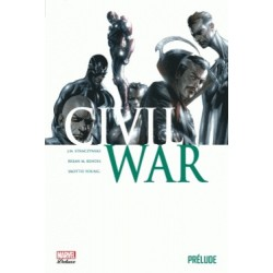 CIVIL WAR : PRELUDE
