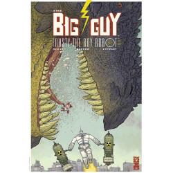 BIG GUY & RUSTY LE GARCON ROBOT