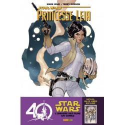 STAR WARS : PRINCESSE LEIA + EX-LIBRIS