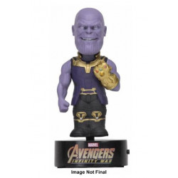 THANNOS AVENGERS INFINITY WAR BODY KNOCKER BOBBLE FIGURE 16 CM