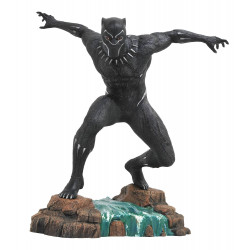 BLACK PANTHER GALLERY BLACK PANTHER MOVIE PVC STATUE