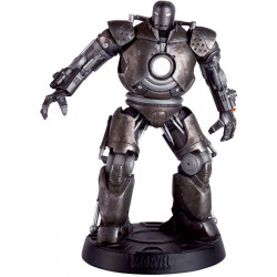 IRON MONGER FROM MARVEL MOVIE COLLECTION RESINE FIGURE NUMERO SPECIAL 8