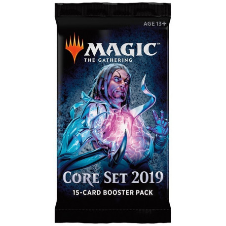 BOOSTER 2019 MAGIC THE GATHERING ANGLAIS