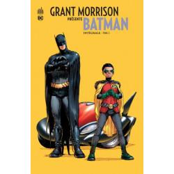 GRANT MORRISON PRESENTE BATMAN INTEGRALE TOME 2