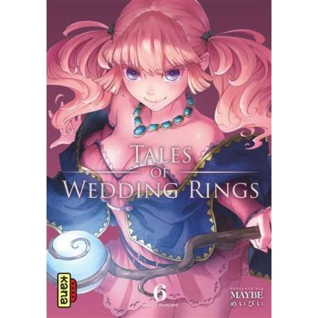 Tales Of Wedding Rings Tome 6 Album Comics