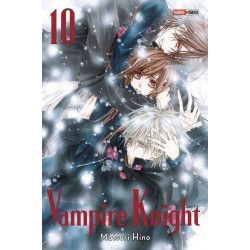 VAMPIRE KNIGHT ED DOUBLE T10 + CARTES POSTALES