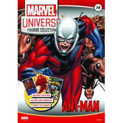 ANT-MAN MARVEL UNIVERSE FIGURINE COLLECTION NUMBER 14