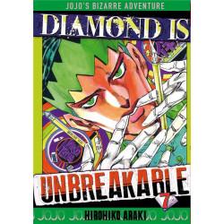 JOJO'S - DIAMOND IS UNBREAKABLE T07