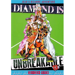 JOJO'S - DIAMOND IS UNBREAKABLE T13