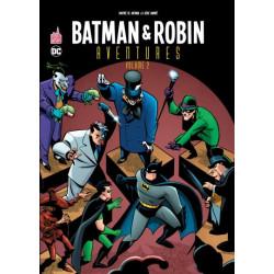 BATMAN & ROBIN AVENTURES TOME 2