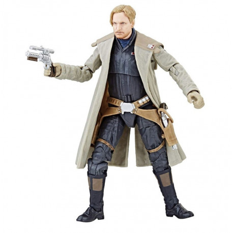 TOBIAS BECKETT STAR WARS SOLO THE BLACK SERIES 6 INCH ACTION FIGURE
