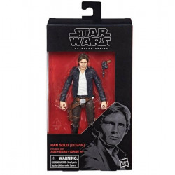 HAN SOLO BESPIN STAR WARS SOLO THE BLACK SERIES 6 INCH ACTION FIGURE