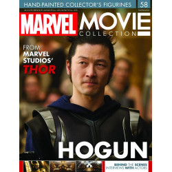 HOGUN MARVEL MOVIE COLLECTION RESINE FIGURE NUMERO 58