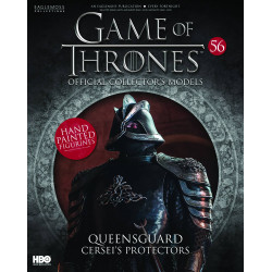 QUEENSGUARD GAME OF THRONES COLLECTION NUMERO 56