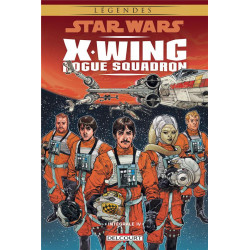 STAR WARS - X-WING ROGUE SQUADRON - INTEGRALE IV
