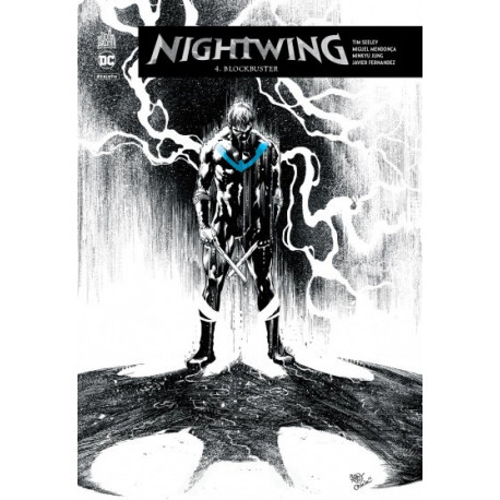 NIGHTWING REBIRTH TOME 4
