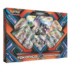 TOKORICO GX CHROMATIQUE COFFRET POKEMON SEPTEMBRE 2017