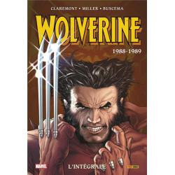 WOLVERINE T01 1988-1989