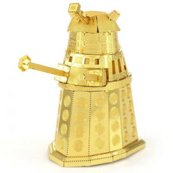 DALEK DOCTOR WHO METAL MODEL KIT
