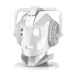 CYBERMAN HEAD DOCTOR WHO METAL MODEL KIT