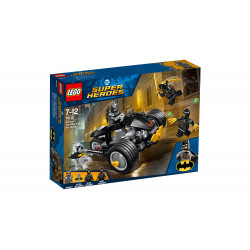 THE ATTACK OF TALONS BATMAN LEGO BOX 76110