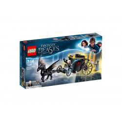 FANTASTIC BEASTS GRINDELWALD'S ESCAPE LEGO BOX 75951