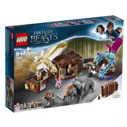FANTASTIC BEASTS NEWT'S CASE OF MAGICAL CREATURES LEGO BOX 75952