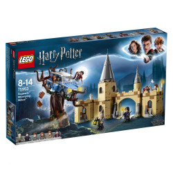 HARRY POTTER HOGWARTS WHOMPING WILLOW LEGO BOX 75953