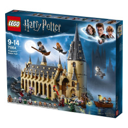 HARRY POTTER HOGWARTS GREAT HALL LEGO BOX 75954