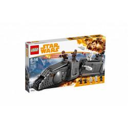 IMPERIAL CONVEYEX TRANSPORT SOLO STAR WARS LEGO BOX 75217