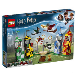 HARRY POTTER QUIDDITCH'S MATCH LEGO BOX 75956
