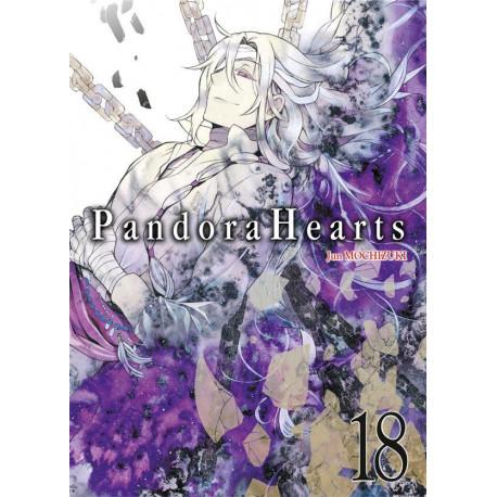 PANDORA HEARTS T18