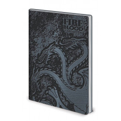 TARGARYEN GAME OF THRONES A5 FLEXICOVER NOTEBOOK