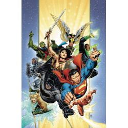 JUSTICE LEAGUE TP VOL 1 THE TOTALITY TP