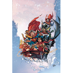 VERY DC REBIRTH HOLIDAY SEQUEL TP