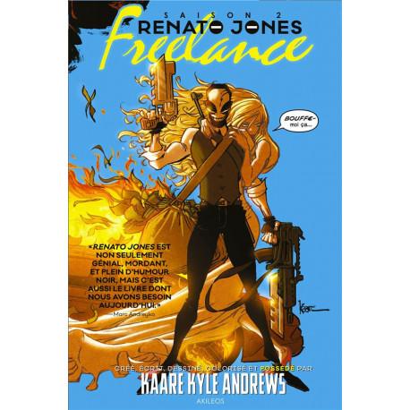 RENATO JONES T2 - LE FREELANCE