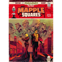 DOGGYBAGS ONE-SHOT MAPPLE SQUARES
