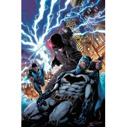 BATMAN DETECTIVE COMICS TP VOL 8 ON THE OUTSIDE