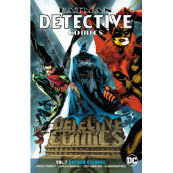 BATMAN DETECTIVE COMICS TP VOL 7 BATMAN ETERNAL
