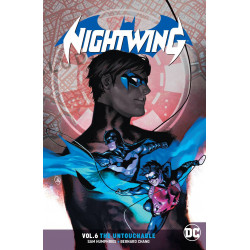 NIGHTWING TP VOL 6 THE UNTOUCHABLE