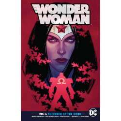 WONDER WOMAN TP VOL 6 CHILDREN OF THE GODS