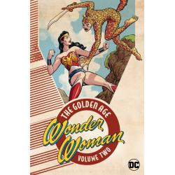 WONDER WOMAN THE GOLDEN AGE TP VOL 2