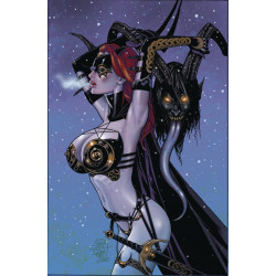 TAROT WITCH OF THE BLACK ROSE 113