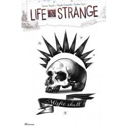 LIFE IS STRANGE 1 CVR E CHLOE T-SHIRT VAR