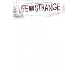 LIFE IS STRANGE 1 CVR F BLANK SKETCH VAR