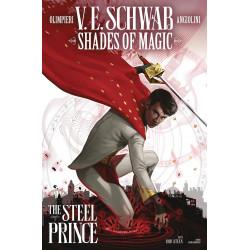 SHADES OF MAGIC 2 STEEL PRINCE CVR B IANNICEILLO