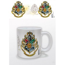HARRY POTTER - HOGWARTS CREST - BOXED MUG